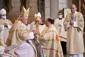 Das sagte kardinal reinhard marx in seiner predigt am gründonnerstag. So Lief Die Bischofsweihe Ab Pfaffenhofen Today