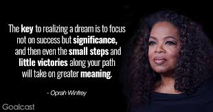 Oprah Winfrey Quotes Delectable 48 Lessons From Oprah On Living A More Meaningful Life