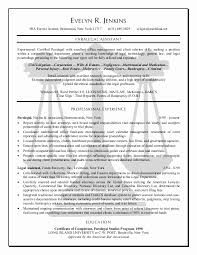 Print Resume Extraordinary Sample Resume For Paralegal Position Greatest Paralegal Resume
