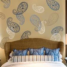 stencil vintage paisley lg reusable stencils for walls and fabric stenciling wall stenciling and fabrics on paisley wall art stencil with stencil vintage paisley lg reusable stencils for walls and fabric