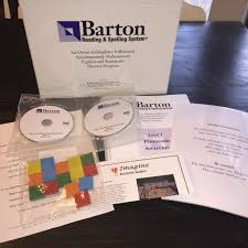 The Barton reading and spelling system: An Orton-Gillingham influenced  simultaneously multisensory explicit and systematic phonics program:  Barton, Susan E: Amazon.com: Books