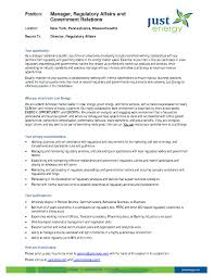 Regulatory Affairs Resume Sample Resume Samples Program Finance
