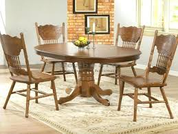 wood kitchen table makeover round oak dining set for 4 honey marvelous