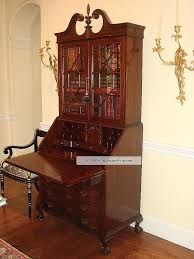 drop front writing desk beautiful desks antique writing desk with hutch oak secretary desk with