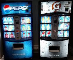 Gatorade Vending Machine Best Robeson Vending Services