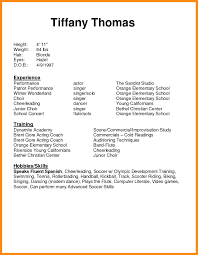 Resume Template Copy And Paste Select Template A Sample Template Resume  Template Copy And Paste