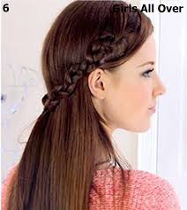 Hair Style Simple simple hairstyles for girls with long hair hairstyle fo women & man 3057 by wearticles.com