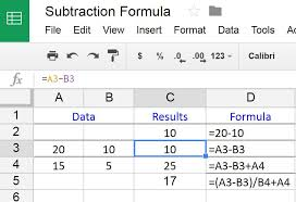 Excel Math: How to Add, Subtract, Divide, and Multiply