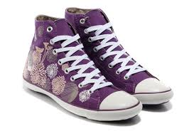 converse shoes high tops for girls. purple converse ballet flats high tops flocking canvas for women shoes girls e