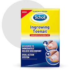 discover the ingorwing toenail plete kit from scholl