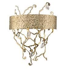 mariana 620311 elvia three light wall sconce gold