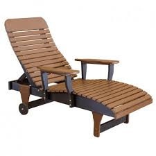 image outdoor furniture chaise. Amish Heritage Poly Chaise Lounge Image Outdoor Furniture