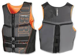 Obrien Flex V Back Mens Neo Life Jacket