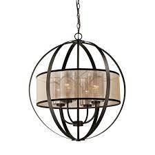 rubbed bronze chandelier.  Bronze Elk Diffusion 4light Oil Rubbed Bronze Chandelier On I