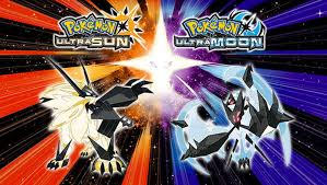 pokemon ultra sun and ultra moon are