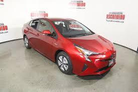 New 2018 Toyota Prius Two Hatchback in Escondido #1016680   Toyota ...