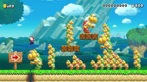 Super Mario Maker ...