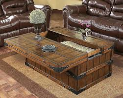 awesome coffee tables antique trunk table and plus within decorations 8