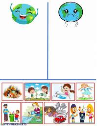 Entonces, ¿cómo logramos que los niños de primaria practiquen las matemáticas a menudo sin aburrimiento? Cuidemos El Medio Ambiente Ficha Interactiva Earth Day Crafts Earth Day Activities Earth Day Drawing