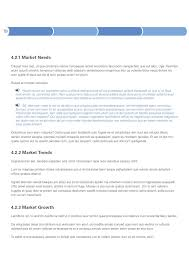 Small Business Victoria Business Plan Template Inspirationa One Page ...