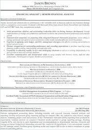 sample resume for business analyst sample business analyst resumes entry level financial analyst resume