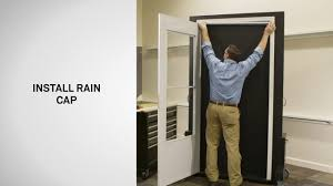 How To Install Storm Doors with the 2 Hour Easy Installation System ...