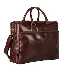 ZIPPED <b>BRIEFCASE</b> 2 COMPARTMENTS | Leonhard Heyden
