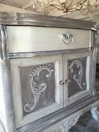 furniture paint color ideas. A Mix Of Coco \u0026 Old White Annie Sloan Chalk Paint Furniture Color Ideas
