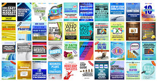 our custom ebook cover design generator includes designs for various types of and offline niches
