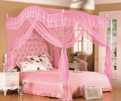 Little Girls Bedroom Curtains Girl Canopy Bed Curtains Amys Office