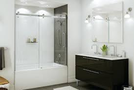 bathroom shower doors tub and shower doors fixtures etc kitchen amp bath bathtub glass door cleaning
