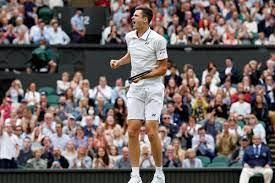 Wimbledon 2021: Hubert Hurkacz Sends ...