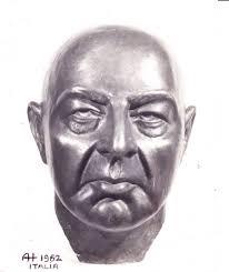 """Idrees Zaman on Twitter: """"A bronze bust of Sardar Daud Khan, made ..."""