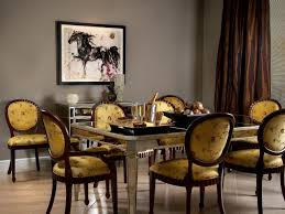 ... Cozy Gray Dining Room Chairs On Furniture With Dramatic Yellow Hgtv Grey  Tufted Chair Slipcovers 92 ...