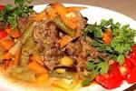 Телятина с овощами рецепт в духовке 42