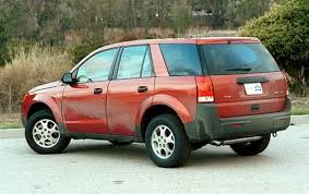2003 Saturn VUE - Information and photos - ZombieDrive