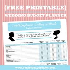 wedding planning on a budget the wedding planner budget template is a document that contains a