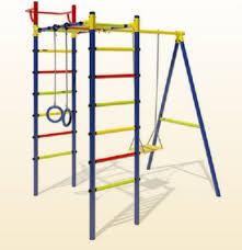 Купить <b>Детский спортивный комплекс Маугли</b> - 14-01 Маугли по ...