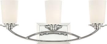 designers fountain 84203 ch palatial contemporary chrome 3 light bathroom light fixture loading zoom