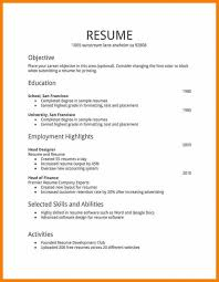 How To Make Resume For Job Enchanting How To Make Resume Templates Do For Job Archaicawful A First College