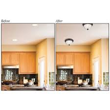 westinghouse 0101100 recessed light converter convert to pendant or fixture installation