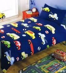 Road Works Ahead Diggers Green Blue Kids Childrens Boys Single Bed ... & Cars Navy Blue Kids Childrens Boys Single Bed Size Duvet Cover Quilt Set by  Sold By Adamdwight.com