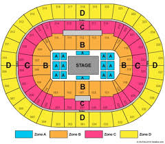 Moda Center Theater Of The Clouds Seating Chart Moda Center At The Rose Quarter Tickets Seating Charts And