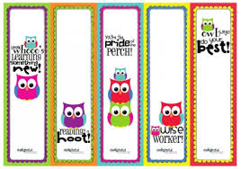 Bookmark Designs To Print Printable Bookmarks For Kids Kiddo Shelter Throughout Cute