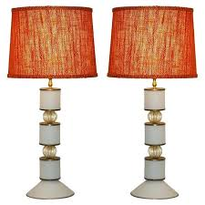 full size of vintage gold glass table lamps pair lamp base tall white and lighting winsome