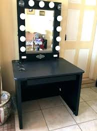 desk mirror with lights. Wonderful With Vanity Mirror With Lights For Bedroom Elegant Makeup  Table And Desk And Desk Mirror With Lights T