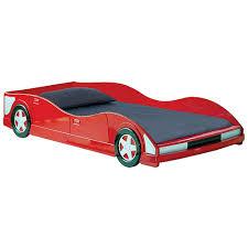 sport car racing single bed children junior kids
