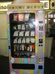 Baby Vending Machine Delectable Diapers And Other Baby Items Vending Machines Pinterest Baby