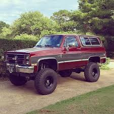 1978 Blazer with custom bumpers, Rigid IR led lights and ...