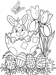 Een Mooie Kleurplaat Knutselen Voor Pasen Kleurplaten Pasen En